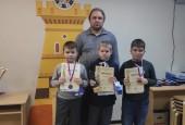 В Королевском Кубке Истринские шахматист завоевали три призовых места
