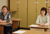 Родители Истринских выпускников сдали ЕГЭ по русскому