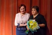 Глава городского округа Истра поздравила с Международным женским днём