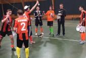 «12» февраля 2017 года в спортивном зале эко-отеля «Снегирек» состоялся первый открытый турнир по мини-футболу на кубок Главы городского поселения СнегириИстринского района.