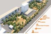 В Истре появится пешеходная зона вдоль улицы Ленина