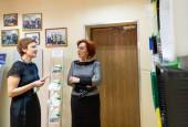 Глава городского округа Истра посетила