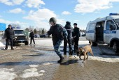 29 марта в спортивной школе олимпийского резерва «Истина»  прошли антитеррористические учения