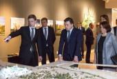 Андрей Воробьев одобрил новую концепцию развития «Нового Иерусалима»