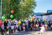 Новый детский сад открыли в Истринском районе в День знаний