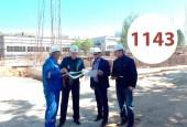 В мае застройщики устранили 1143 нарушения на стройобъектах в Подмосковье