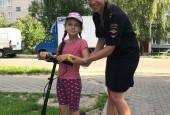 В городском округе Истра дети двигаются на двух колёсах навстречу безопасности