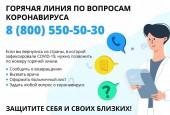 По распоряжению Губернатора Андрея Воробьева в Подмосковье начала работать Горячая линия по номеру 8-800-550-50-30.
