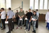 Полицейские и Молодежный парламент  г.о. Истра приняли участие в акции «От сердца к сердцу»