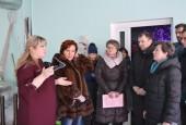 В ходе объезда теруправления Ивановское глава Истринского округа посетила Павловский дом культуры