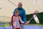 Истринская спортсменка вошла в сборную России по теннису