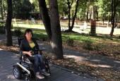 Доступность городского парка оценили члены Истринской Общественной палаты