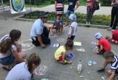 «Лето без опасности» в Истринском городском парке культуры и отдыха