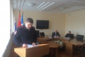 3 марта 2016 года в зале заседаний Глава Истринского муниципального района Александр Скворцов провел очередное заседание антитеррористической комиссии