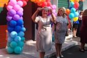 В День знаний в с.Новопетровское состоялось открытие обновленного здания музыкальной школы после расширения и капитального ремонта.