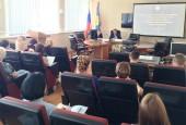 В Истринском районе прошел первый зональный семинар-совещание по актуальным вопросам организации работы с обращениями граждан и организаций