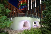 В Войковском районе введены в эксплуатацию два жилых дома с подземным паркингом Концерна «КРОСТ»