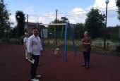 Истринские общественники проверили благоустройство дворов