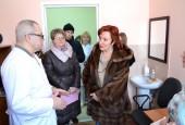 Глава городского округа Истра дала поручение решить вопрос по узким специалистам в Октябрьской амбулатории