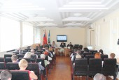 Андрей Дунаев провел совещание c общественностью по реализации на территории района премии