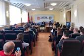 Андрей Вихарев с участием дольщиков провёл рабочее совещание по строительству ЖК