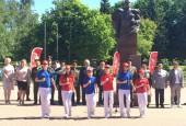 Конкурс-Смотр детско-юношеских военно-патриотических организаций проходит в Подмосковье