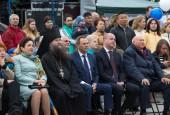 День города Истры и Истринского района традиционно связан со встречей гостей из городов-побратимов