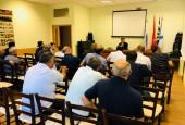 Общественники Истры встретились с представителями азербайджанской диаспоры