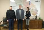 Андрей Дунаев провел встречу с руководителем проекта «МолПромТур»