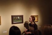 Левитан открыл Ночь музеев