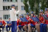 Конкурсные выступления фестиваля духовых оркестров «Кубок Московии-2017» стартовали на трех площадках Истры