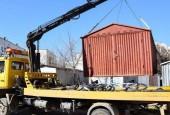Уважаемые жители городского округа Истра!  В настоящее время на территории округа  проводится работа по демонтажу несанкционированных объектов.