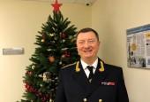 Новогоднее поздравление руководителя Госжилинспекции Московской области Вадима Сокова