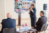 5 сентября в СК «Арена-Истра» прошла очередная встреча с представителями бизнеса.