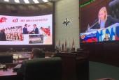 Московская область - лидер среди регионов России по развитию детско-юношеского военно-патриотического движения «ЮНАРМИЯ»