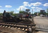 Железнодорожный переезд в Истре закроют на день!