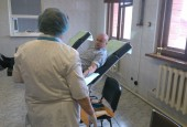 Онкобольные из Истринского района получат донорскую кровь