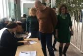 Руководитель администрации г.о. Истра принял участие в акции
