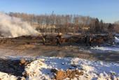 Минэкологии: ущерб от незаконной свалки в Химках превысил 6 млн. рублей