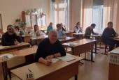 В Истринском округе родители школьников приняли участие в Едином дне сдачи государственного экзамена