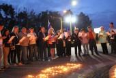 Андрей Дунаев: «Мы всегда будем помнить о трагических страницах нашей истории. Вечная память павшим!».