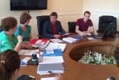 В районе ведётся планомерная работа по подготовке к Единому Дню голосования