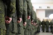 Во вторник, 18 апреля, Истринский военкомат отправил первую команду новобранцев на сборный пункт Московской области в городе Железнодорожный