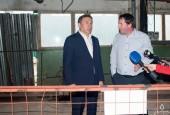 Сегодня глава округа проверил выполнение строительно-монтажных работ по реконструкции котельной №2 АО «Истринская теплосеть» в п. Румянцево