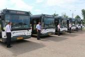 Пассажиры довольны истринскими автобусами