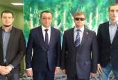 Депутат Государственной Думы пообщался со школьниками из Истринского района