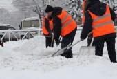 Снег в Истринском районе не стал неожиданностью