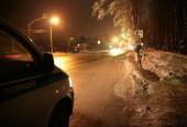 Специальное мероприятие «Пешеход» и пешеходы ночью