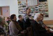 Истринские ветераны спросили о наболевшем