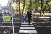 ЮИДовцы городского округа Истра проводят большую работу по повышению безопасности дорожного движения в школе и за её пределами